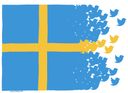 Sweden elections by Neils Bo Bojeson