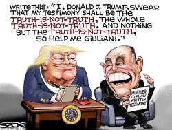 Dictator takes dictation  by Steve Sack