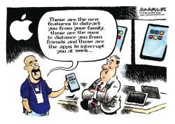 New iPhones color by Jimmy Margulies