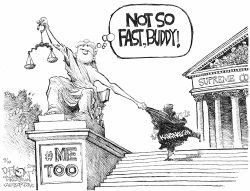 Kavanaugh MeToo by John Darkow