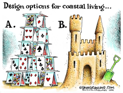 Coastal living design options by Dave Granlund