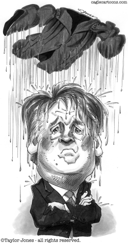 Kavanaugh under a Cloud by Taylor Jones