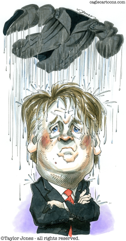 Kavanaugh under a Cloud -  by Taylor Jones