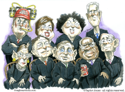 The Supreme Court -  by Taylor Jones