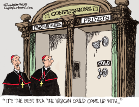 Vatican't by Bill Schorr