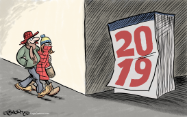 Beware of the 2019 by Martin Sutovec