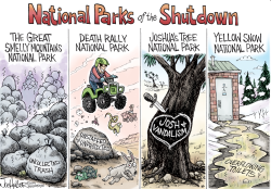 National Parks by Joe Heller