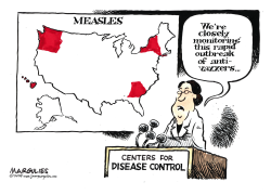 Measles by Jimmy Margulies