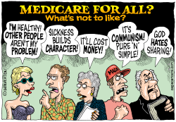 Medicare for All by Wolverton