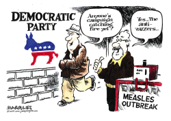 Measles Outbreak by Jimmy Margulies