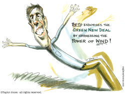 Beto Catch the Wind by Taylor Jones