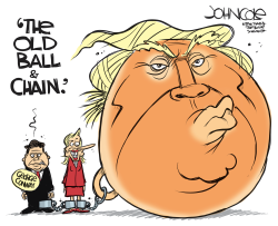 Conways and Trump by John Cole