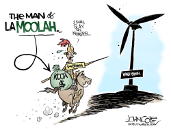 LOCAL NC Harry Brown and wind power by John Cole
