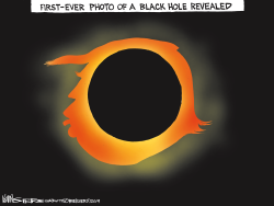 Black Hole Photo by Kevin Siers