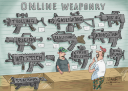 Online Guns by Chris Slane