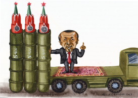 S400 and Erdogan by Alla and Chavdar