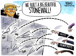 Build The Stonewall by Dave Whamond