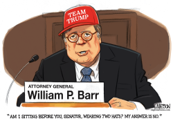 AG Barr Does Not Wear Two Hats by RJ Matson