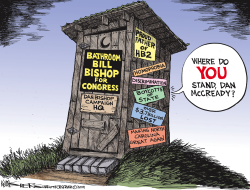 LOCAL NC Dan Bishop wins NC09 GOP Primary by Kevin Siers