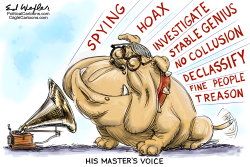 Barr's Master's Voice by Ed Wexler