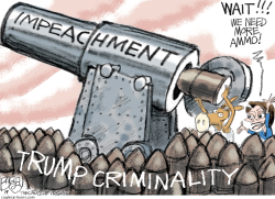 Impeachment by Pat Bagley