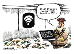 Russian Election Hacking by Jimmy Margulies