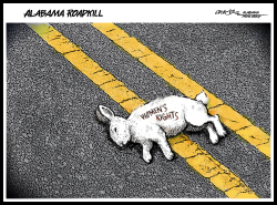 Alabama Roadkill by J.D. Crowe