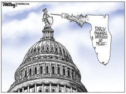 Emergency Relief Aid FLORIDA by Bill Day