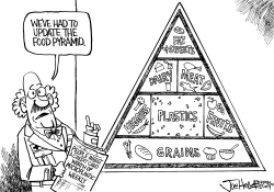 Microplastics by Joe Heller
