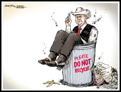 DO NOT Recycle Roy Moore by J.D. Crowe