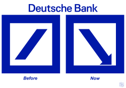 Deutsche Bank Down by NEMØ