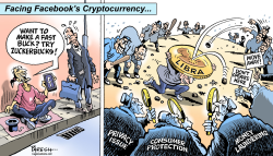 Facing Facebook's Libra by Paresh Nath