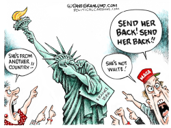 Send her back by Dave Granlund