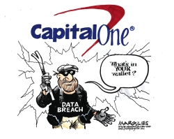 Capital One Data Breach by Jimmy Margulies