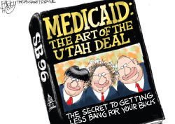 LOCAL Medicaid Expansion by Pat Bagley