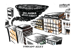 Oklahoma Opioid verdict by Jimmy Margulies