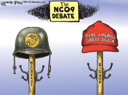 LOCAL NC McCready v Bishop Debate by Kevin Siers