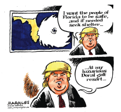 Hurricane Dorian by Jimmy Margulies