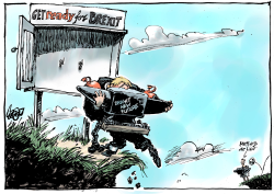 Brexit a new Government campaign by Jos Collignon