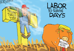 Trump Trade War Labor Day by Jeff Darcy
