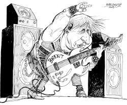 Hard rocker by Petar Pismestrovic