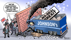 Boris Johnson defeat by Paresh Nath