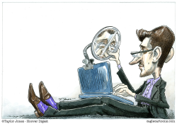 Snowden reflects by Taylor Jones