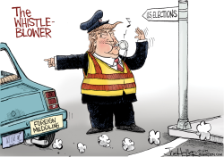 Whistleblower by Joe Heller