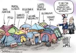 Homeless by Joe Heller