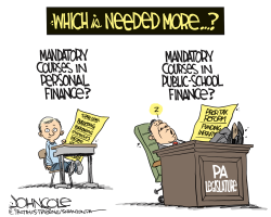 LOCAL PA Financial education by John Cole
