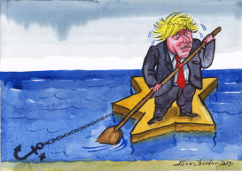 Brexit and Boris Johnson by Alla and Chavdar