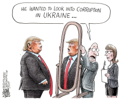 Corruption by Adam Zyglis