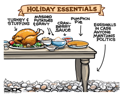 Turkey Day by Steve Sack