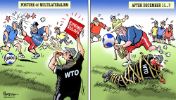 WTO after 11 December by Paresh Nath